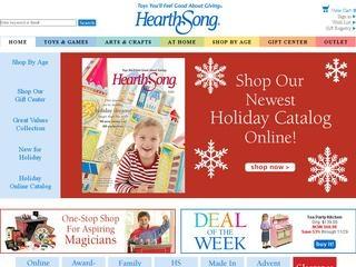 Hearthsong coupon code